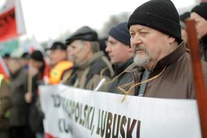 Zdjęcie numer 4 - galeria: Duży protest przeciwko zakazowi uboju rytualnego (galeria zdjęć)