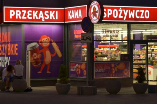 Małpka Express chce otwierać 300 sklepów rocznie. W planach przejęcia
