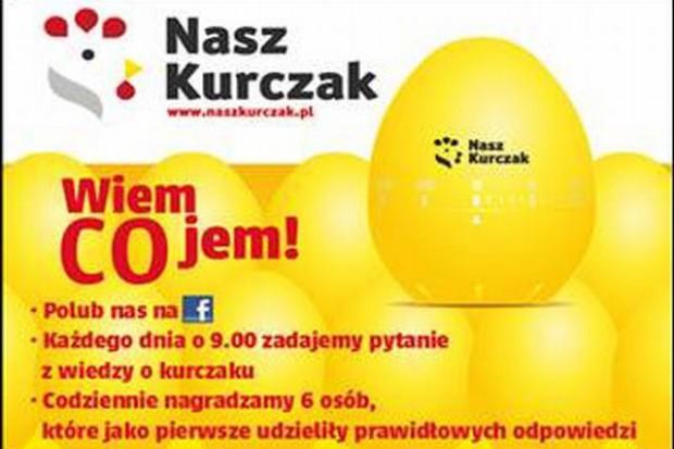 Wipasz organizuje konkurs dot. marki Nasz Kurczak