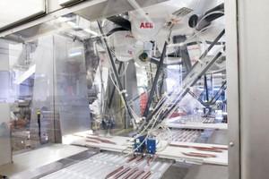 Zdjęcie numer 2 - galeria: Liczba robotów przemysłowych w przemyśle spożywczym rośnie