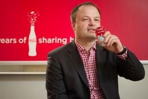 Coca-Cola będzie obniżać kaloryczność swoich napojów