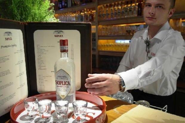 Menadżerka CEDC: HoReCa stanowi ok. 5 proc. sprzedaży alkoholu