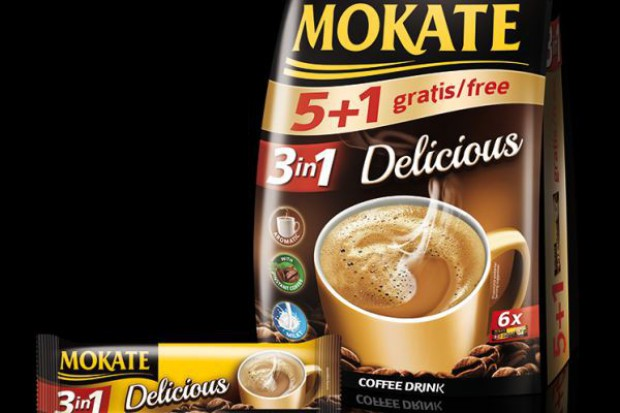 Nowy miks kawowy Mokate 3 in 1 Delicious
