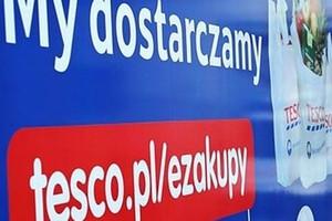 """Tesco z usługą """"click and collect"""" w w Krakowie, Poznaniu i Gdyni"""