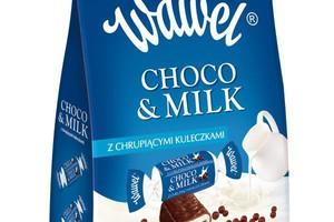 Nowe cukierki od firmy Wawel