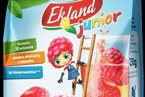 Herbatki Ekland Junior w nowych opakowaniach