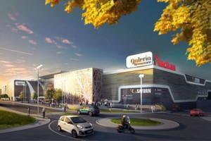 Auchan coraz bliżej uruchomienia Galerii Bronowice (GALERIA)