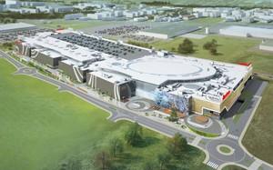 Zdjęcie numer 1 - galeria: Auchan coraz bliżej uruchomienia Galerii Bronowice (GALERIA)