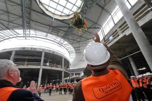 Zdjęcie numer 5 - galeria: Auchan coraz bliżej uruchomienia Galerii Bronowice (GALERIA)