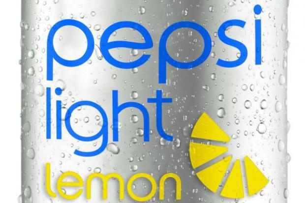 Pepsi Light Lemon w puszce 250 ml