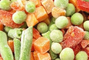 Polska potentatem eksportowym mrożonych owoców i warzyw