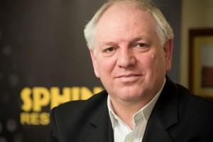 Prezes Sfinksa: Koncentruję się na Sfinksie