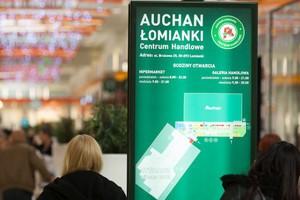Rozbudowana galeria w CH Auchan Łomianki ruszy 10 maja