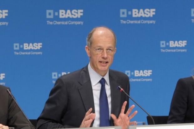 BASF zwiększył przychody o 5 proc. w I kw. 2013