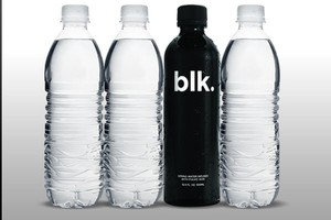 blk. beverages wprowadza czarną wodę na polski rynek