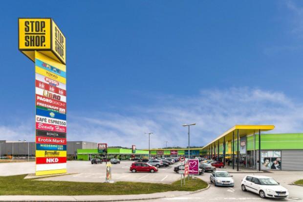 Immofinanz wybuduje w Polsce w sieć parków handlowych Stop.Shop.