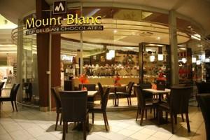 Pijalnie Czekolady i Kawy Mount Blanc wchodzą do kolejnych galerii handlowych