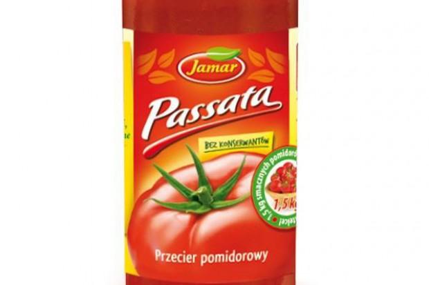 Jamar wprowadza na rynek passatę z pomidorów