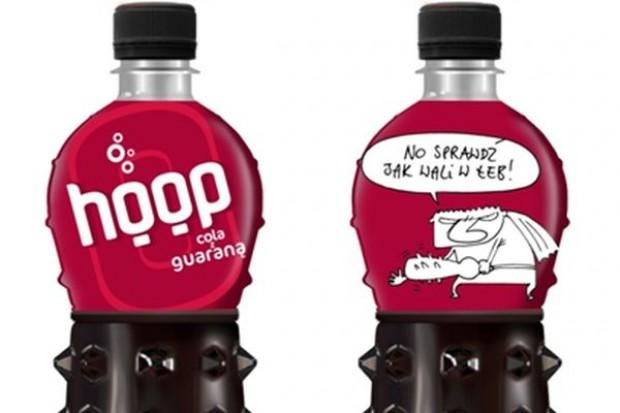 Nowa Hoop Cola z guaraną
