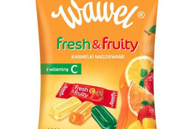 Wawel wprowadza owocowe karmelki