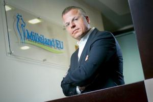 Prezes Milkiland EU: Główna barierą rozwoju mleczarstwa są kwoty (video)