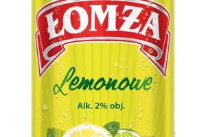 Piwo z lemoniadą od Łomży