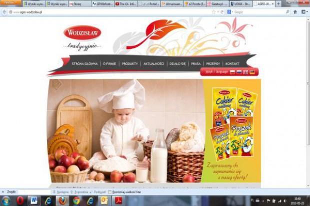Producent galaretek, deserów i dań gotowych, Agro-Wodzisław, liczy na inwestora