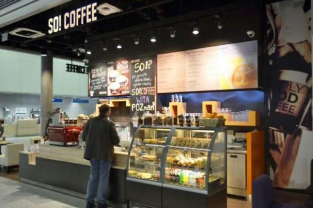 Właściciel Empik Cafe ruszył z konceptem kawiarni So!Coffee