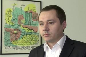 Visa chce mieć więcej terminali w małych miejscowościach (video)