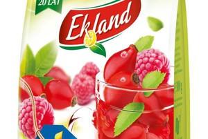 Nowa odsłona napojów Ekland