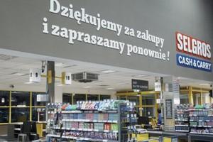 Selgros otwiera w Szczecinie hurtownię w nowym koncepcie