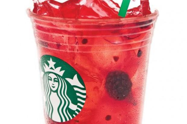 Starbucks wprowadza energetyzujące napoje