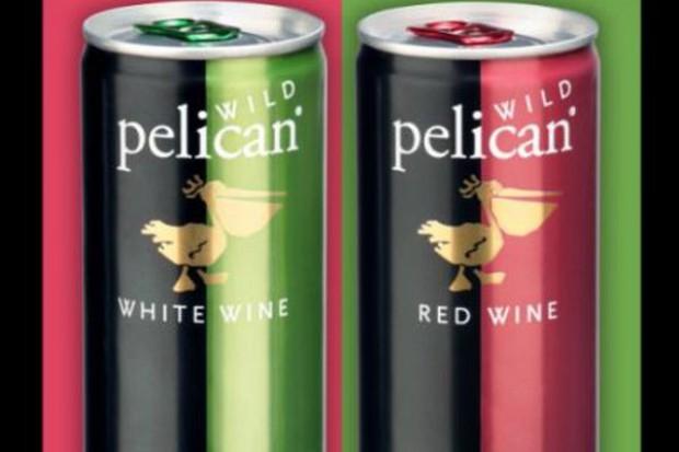 Wino w puszkach podbija brytyjski rynek