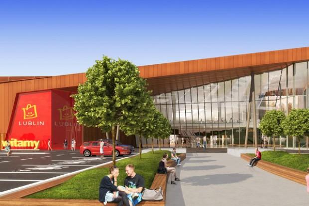 W 2014 otwarcie nowego centrum handlowego w Lublinie