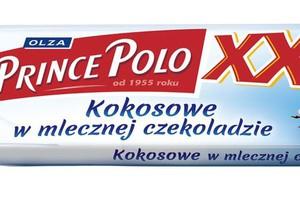 Kokosowe wafelki Prince Polo