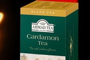 Cejlońska herbata z kardamonem od Ahmad Tea