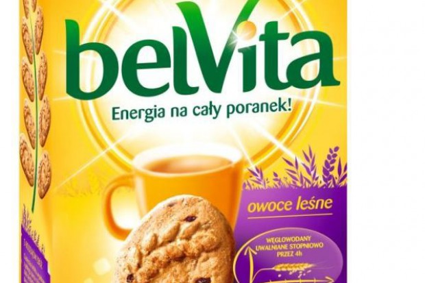 Nowa wersja ciastek Belvita