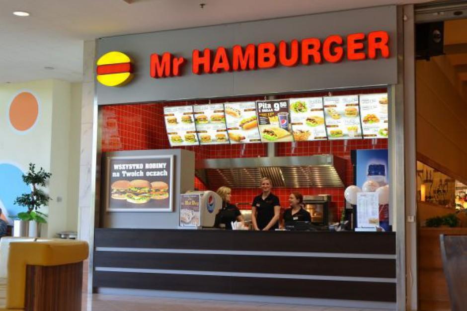 Mr Hamburger otworzy w tym roku 9 barów