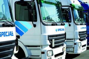 Grupa Specjał inwestuje w logistykę