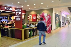 Costa Coffee notuje spory wzrost sprzedaży