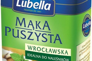 Specjalna mąka dla naleśników
