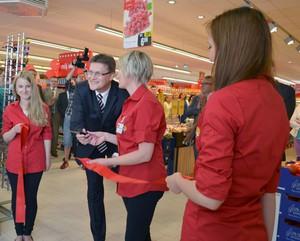 Zdjęcie numer 1 - galeria: Polomarket otworzył 400. sklep (galeria zdjęć)