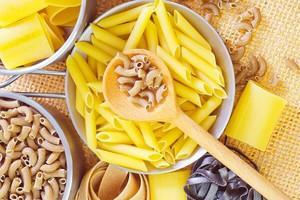 Wrzenie na rynku makaronu