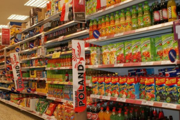 Polska ma najniższe ceny żywności w UE