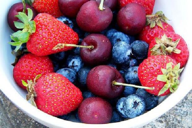 Owoców będzie w tym roku mniej