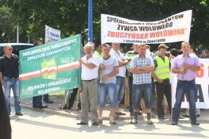 Zdjęcie numer 2 - galeria: Zwolennicy uboju rytualnego demonstrowali w Warszawie (galeria zdjęć)