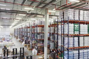 Zdjęcie numer 1 - galeria: Stokrotka ma nowy system logistyczny i wizualizację dla sklepów