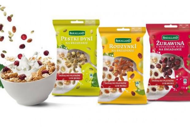 Bakalland rozszerza ofertę produktów śniadaniowych