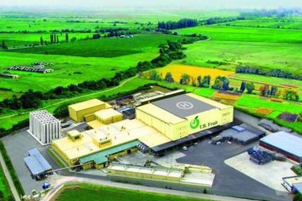 Ukraiński gigant owocowy wybuduje duży zakład k. Grójca