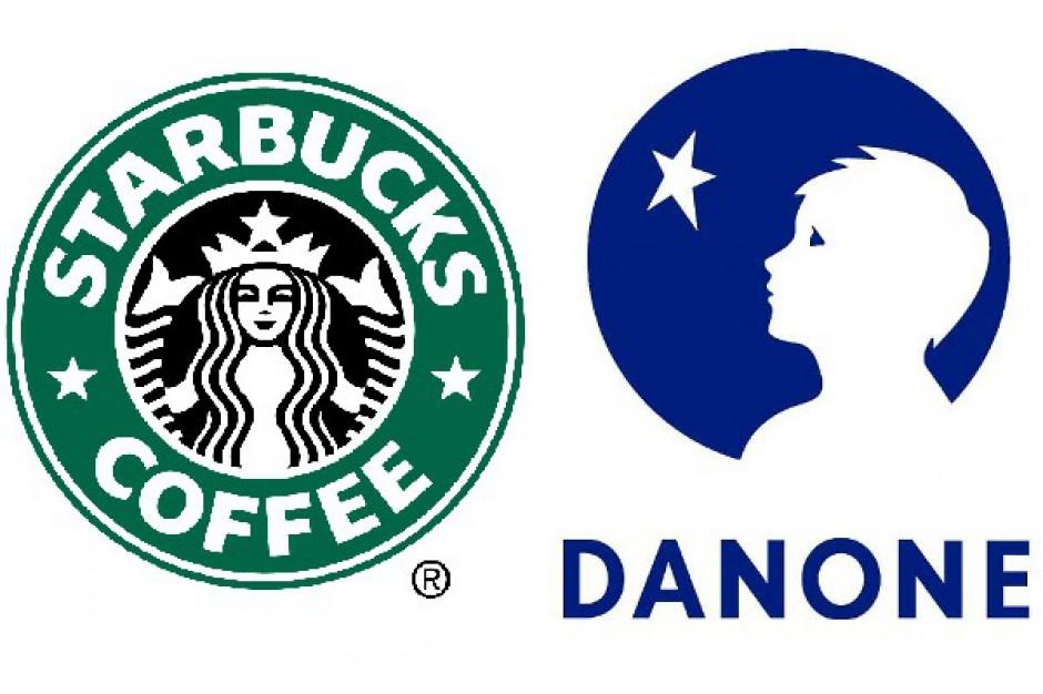 Danone zrobi jogurty dla Starbucksa